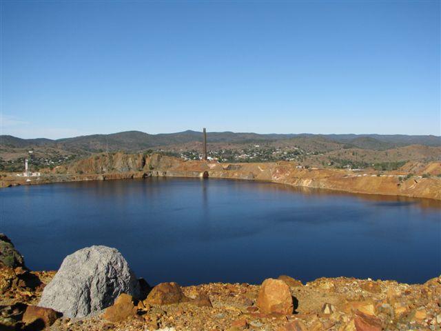 Mt Morgan Mine Site, Mt Morgan