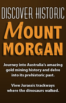 Visit Historic Mt Morgan