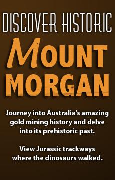 Visit Historic Mt Morgan