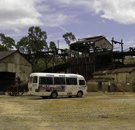 Mt Morgan Mine Site, Mt Morgan