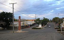 Mt Morgan Town